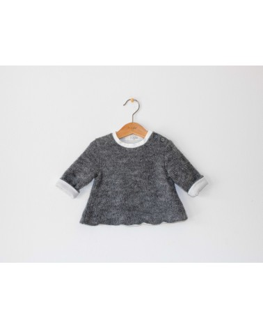 Pull Mohair Foderato